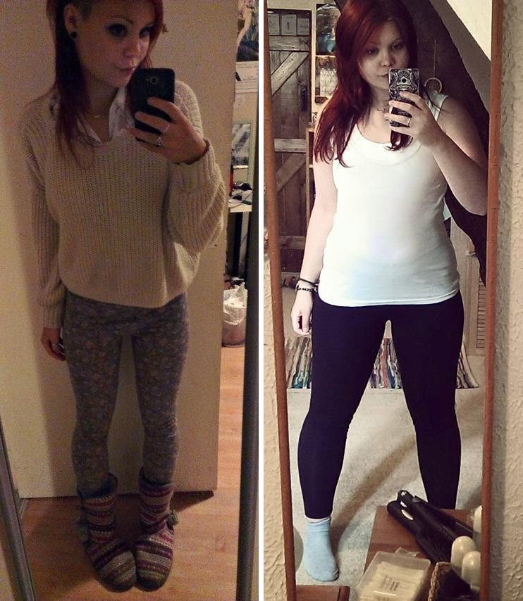 Weight loss testimonials examples
